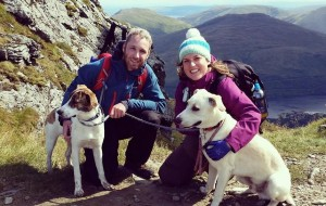 Sunny & Patches 2015 - The Cobbler Scotland